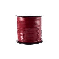 maroon lanyard cord