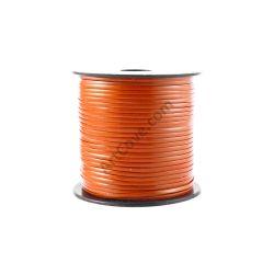 Roll of Orange Lanyard Cord