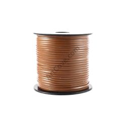 tan lanyard cord