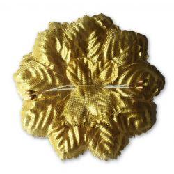Gold Capia Flowers Bulk