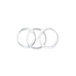 3 Inch Clear Plastic Rings