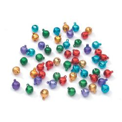 Multicolored Small Jingle Bells