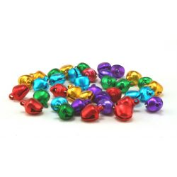 Colored Mini Jingle Bells