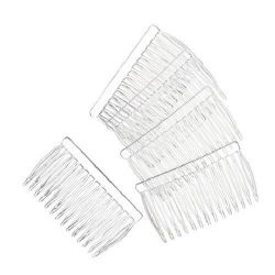 Plastic Side Combs Bulk