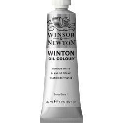 Winsor & Newton Winton Oil Color Titanium White 37ml