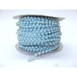 light blue mot pearls