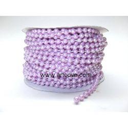 4mm lavender mot pearls