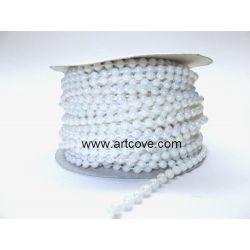 white ab mot pearls 4mm