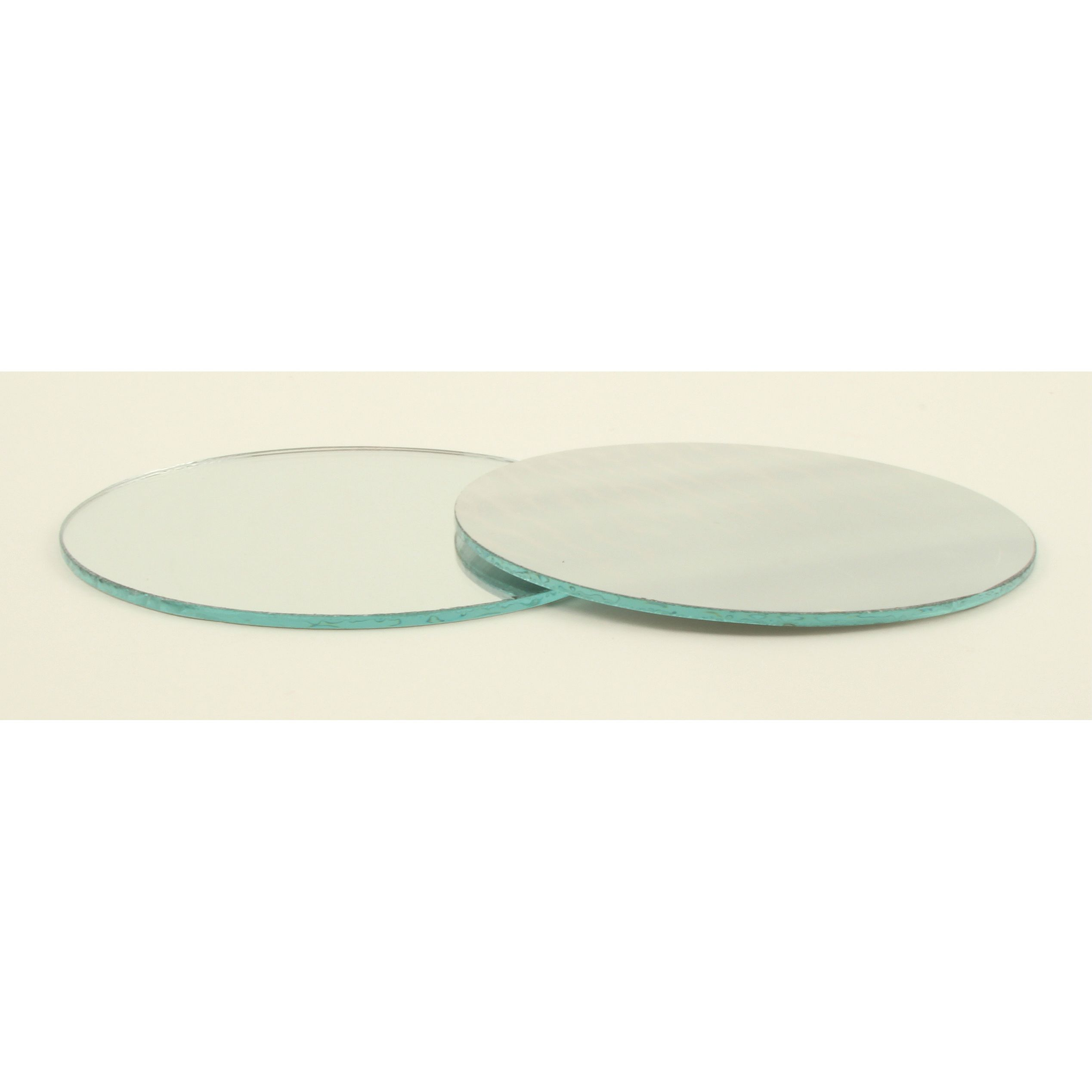 3 inch glass small round mirrors bulk 100 pieces mirror for Wholesale mirrors