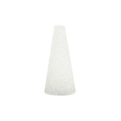 6 x 3 Inch Styrofoam Cone
