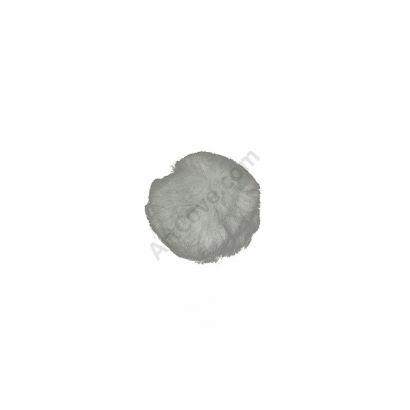 Grey Craft Pom Poms