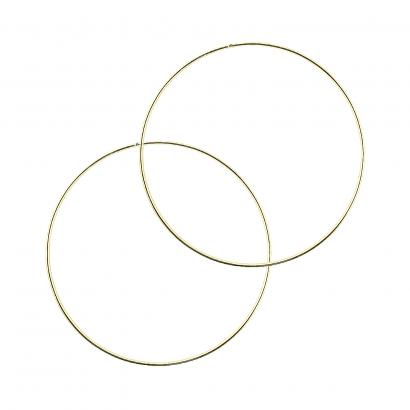 12 inch metal craft rings