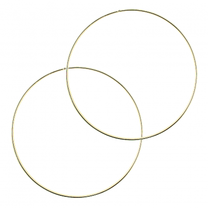 14 inch metal rings for crafts