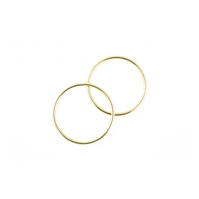 5 inch metal craft rings