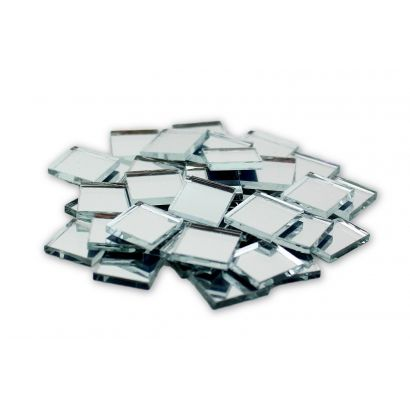 Mini Square Craft Mirrors Bulk
