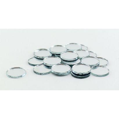 0.75 inch round mini mirrors