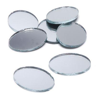 Mini Oval Mirrors