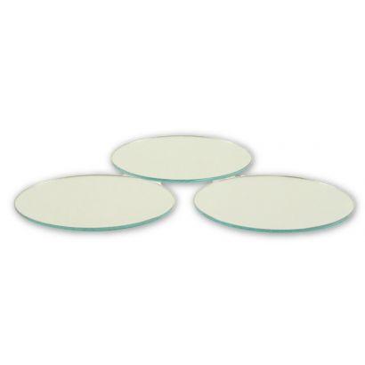 2.5 inch round mirrors