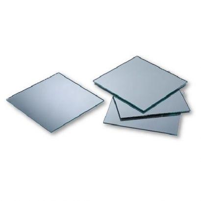 2 inch Glass Craft Square Mirror
