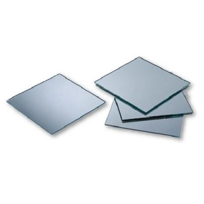 2 inch Square Glass Craft Mirrors Bulk