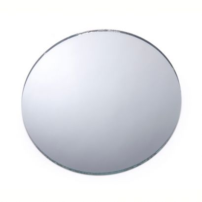 5 inch round glass mirrors