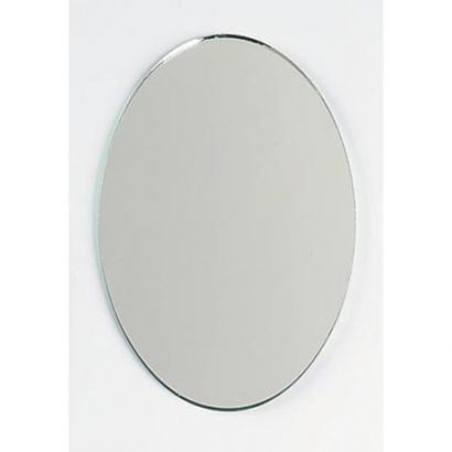 5 x 3 Inch Oval Mirrors