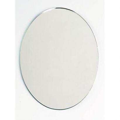 4 x 6 inch oval mirror