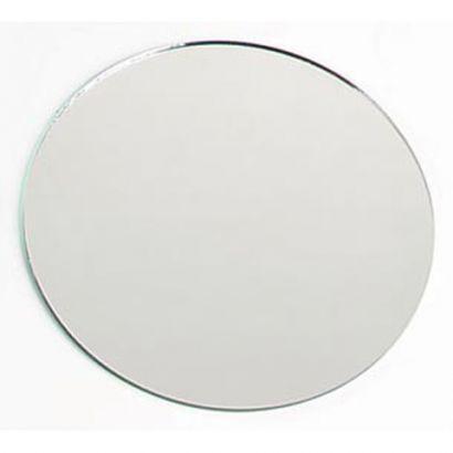 7 inch round mirror