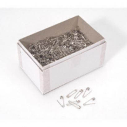 silver safety pins bulk