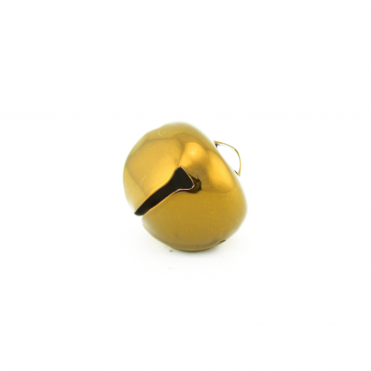 1 Inch Craft Gold Jingle Bells