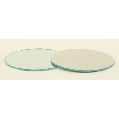 2-1/2 inch round mirrors