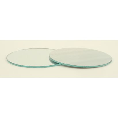3 inch round craft mirrors bulk