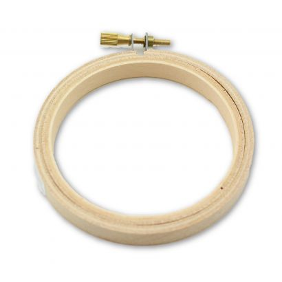 3 inch Wooden Embroidery Hoops