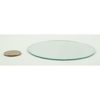 4 inch round craft mirrors