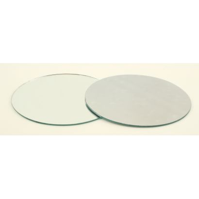 6 inch round craft mirrors bulk
