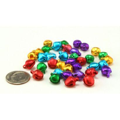 mini colored bells