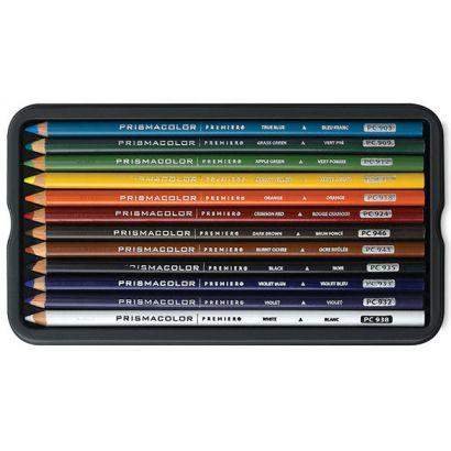 Primsacolor Premier Colored Pencil 12 Set