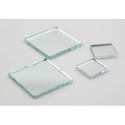 Mini Square Craft Mirrors Bulk